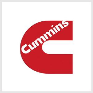 Logotipo motor Cummins