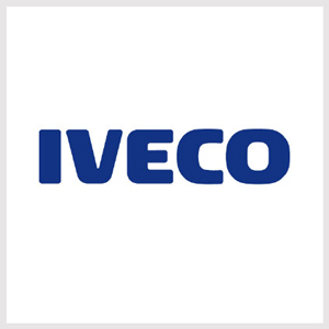 Logotipo motor Iveco