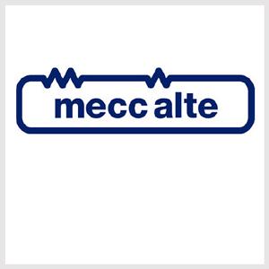 Logotipo alternador MeccAlte