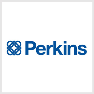 Logotipo motor Perkins