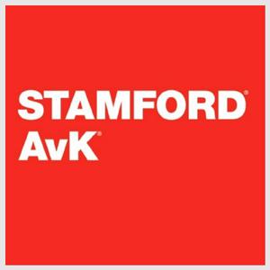 Logotipo alternador Stamford