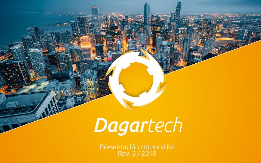 Presentación corporativa Dagartech