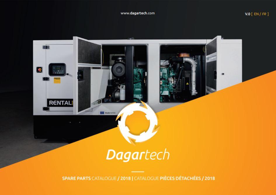 Dagartech Spare Parts Catalogue