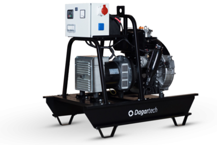 Dagartech Farming and Livestock generator set